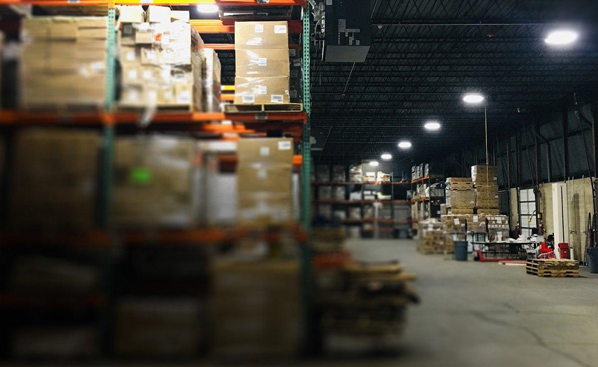 Warehouse Lighting Retrofit Electrician