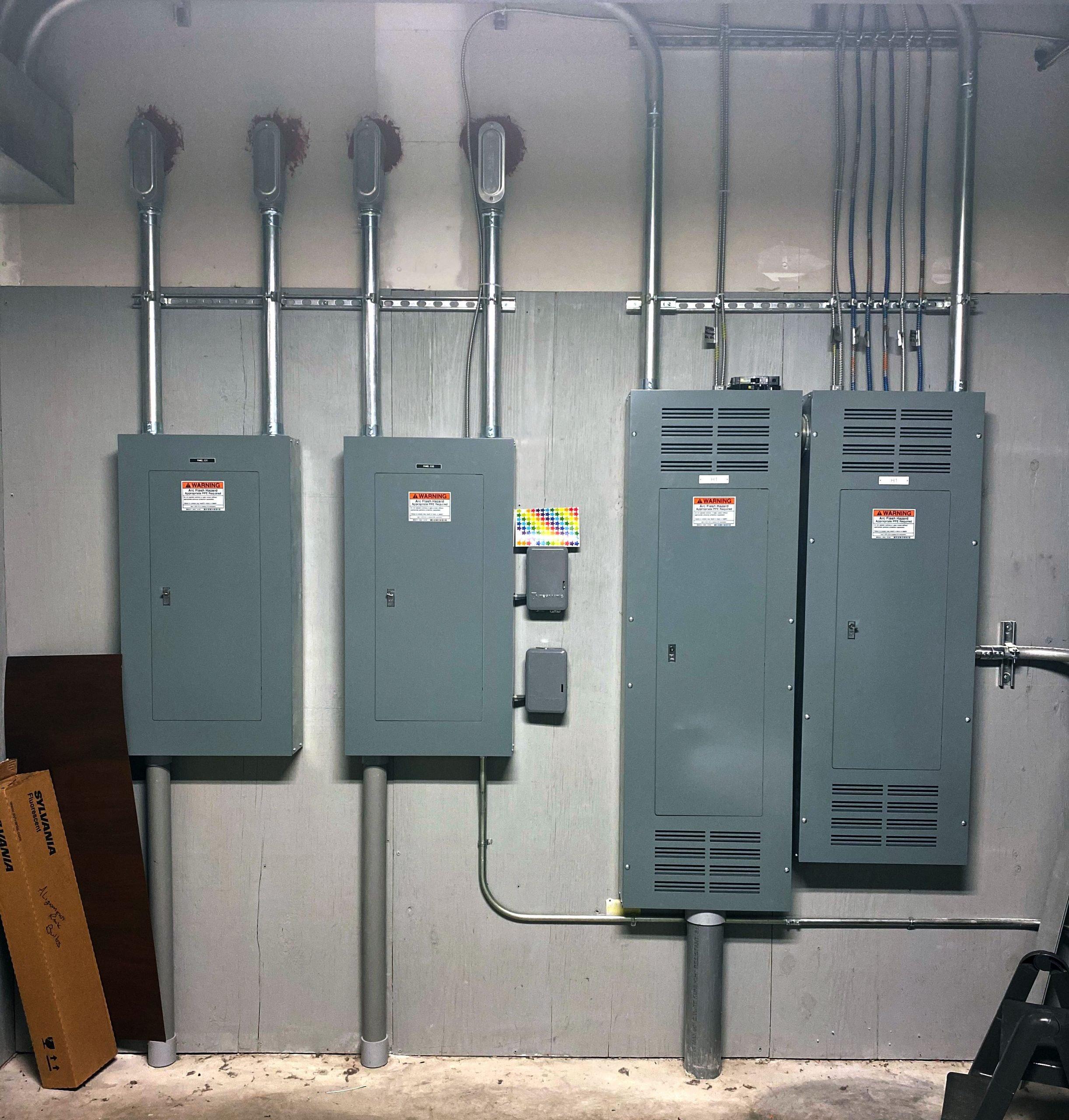 Automotive Dealership Electric Service